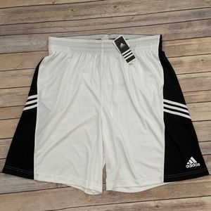 NWT Adidas Basketball Shorts